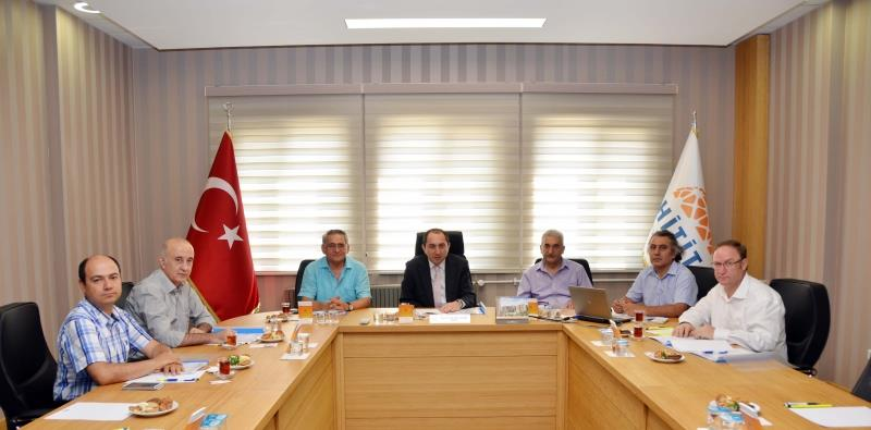 Çorum Hitit Foundation Board of Directors Meeting Held