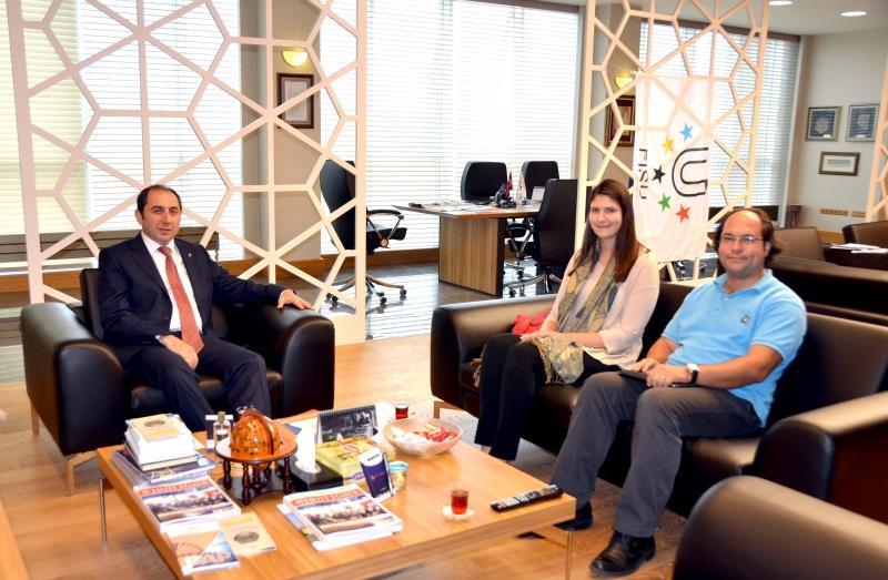 HİTİTSEM'de Yeni Yabancı Uyruklu Öğretim Elemanımız Göreve Başladı