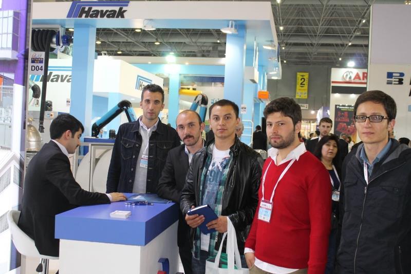 Öğrencilerimiz SODEX 2014 Fuarına Teknik Gezi Düzenlendi