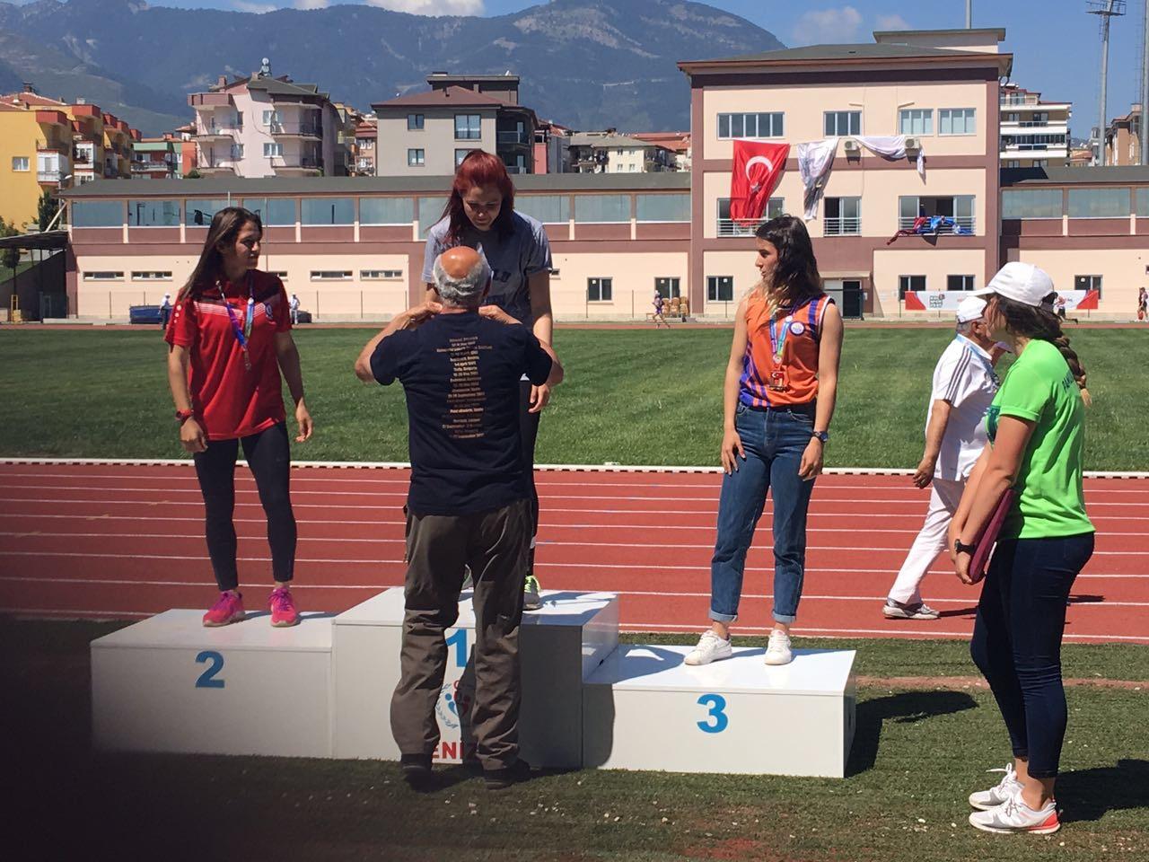 Achievement From Our University Athletics Team