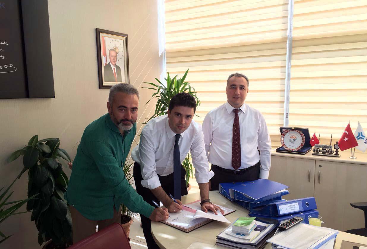 Üniversitemiz ve MYK Arasında Yetkilendirme Ön Sözleşmesi İmzalandı