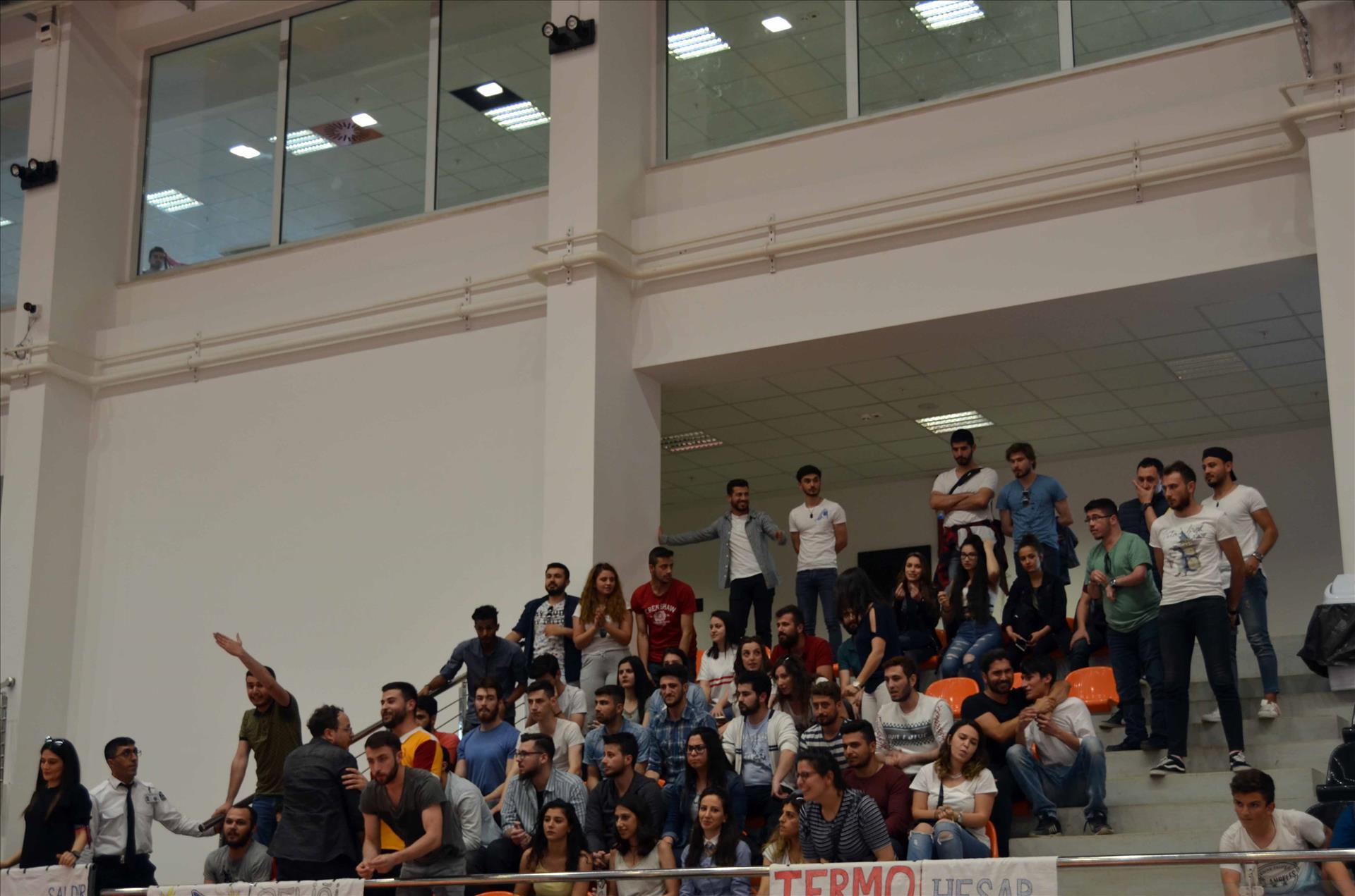 Üniversitemizde FUTSAL Finali Yapıldı