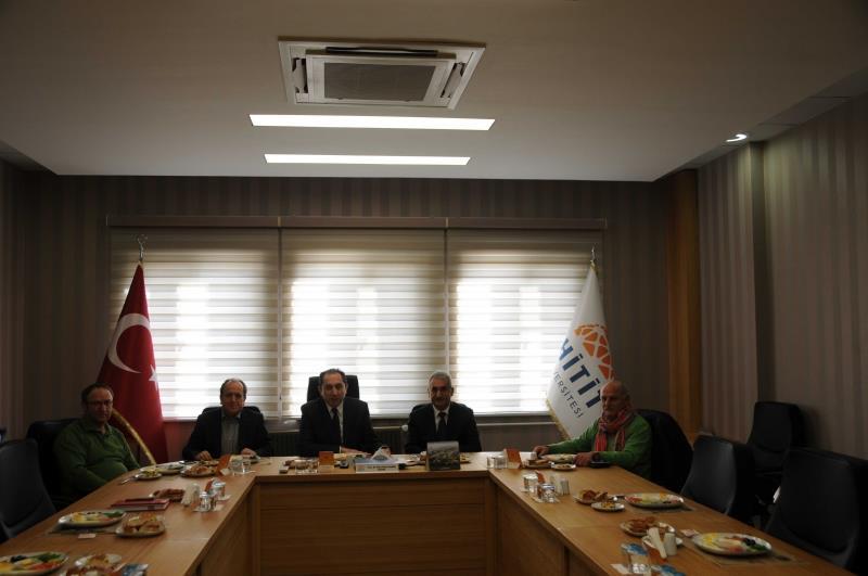 Çorum Hitit Vakfı Yönetim Kurulu Toplantısı Yapıldı