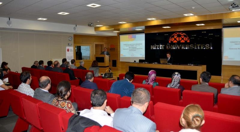 Türkiye'de Hayat Boyu Öğrenmenin Desteklenmesi-II Hibe Programı Bilgilendirme Toplantısı Gerçekleştirildi