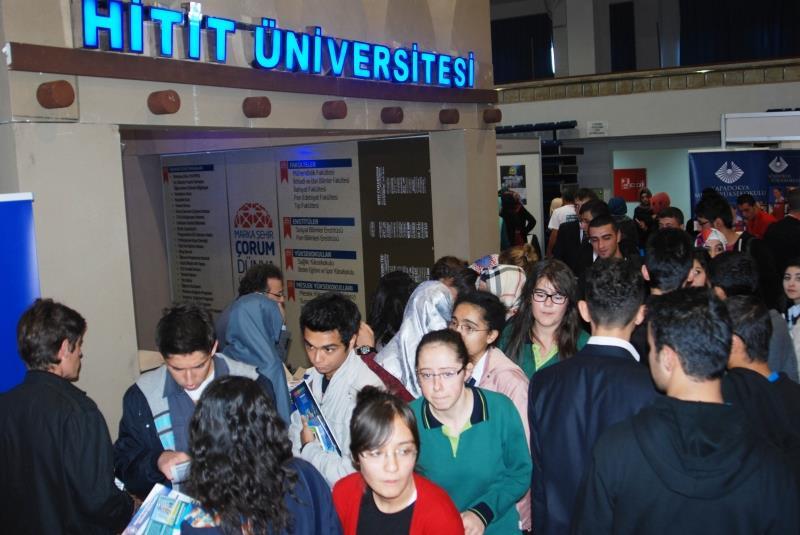 100 Bine Yakın Öğrenciye Üniversitemiz Tanıtıldı