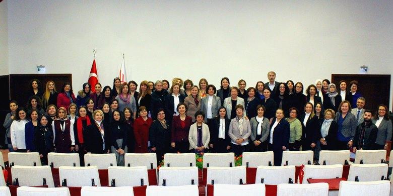 Üniversitelerin Kadın Araştırmaları Merkezleri YÖK'te Bir Araya Geldi