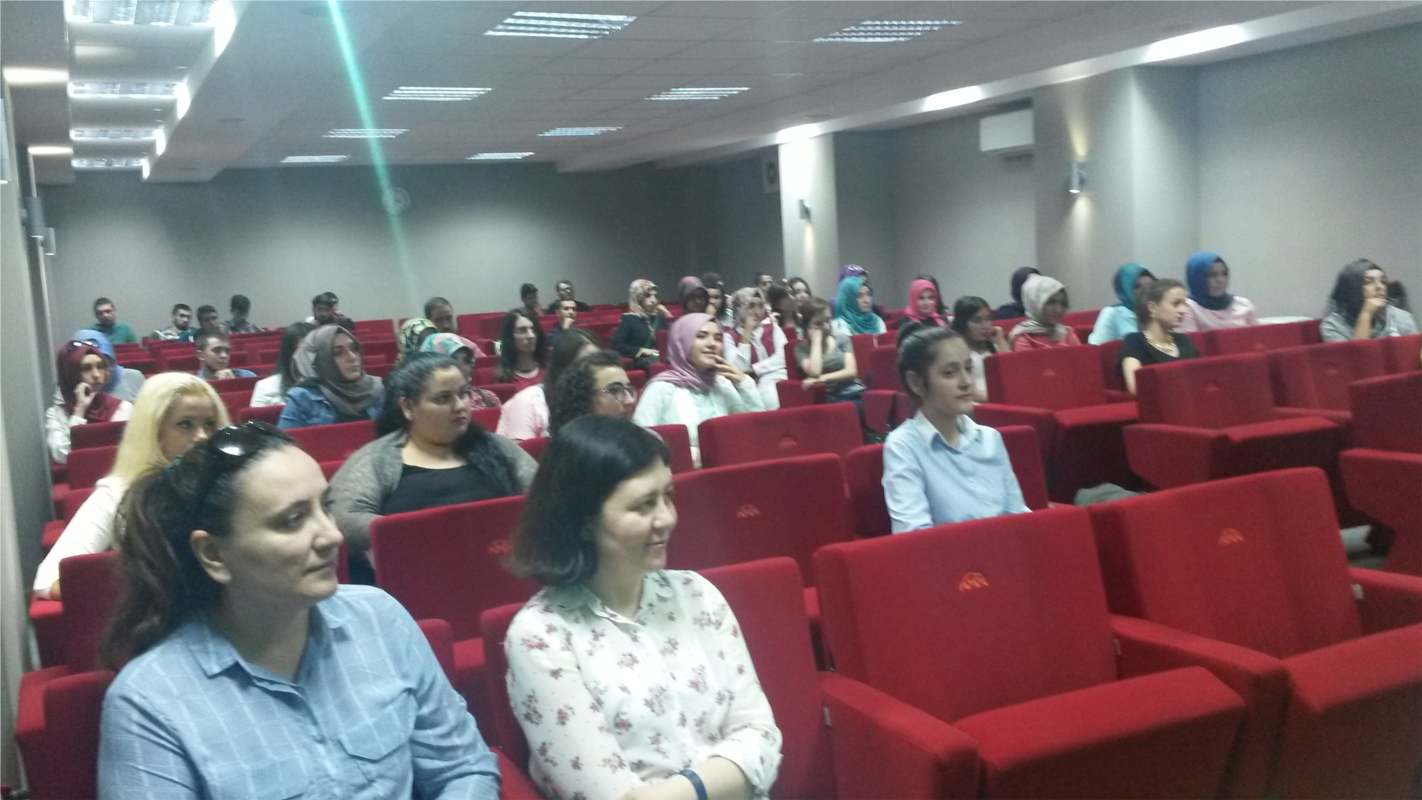 The Orientation Training Continuning for New Students of Our University