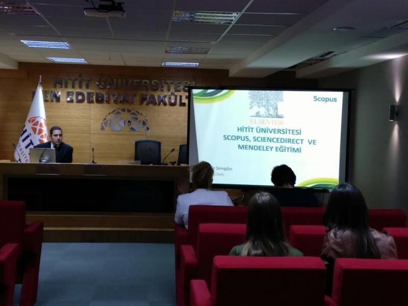 Veri Tabanları Eğitim Toplantısı Gerçekleştirildi
