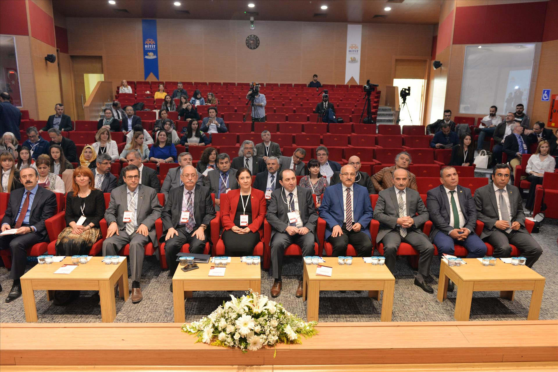 """""""II. Uluslararası Anadolu Uygarlıkları Sempozyumu"""" Sona Erdi"""