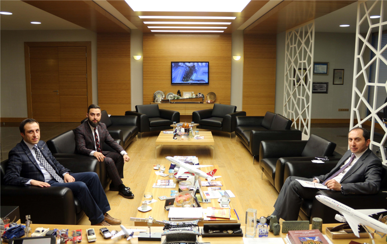 Visit from the Union of Chambers and Commodity Exchanges of Turkey
