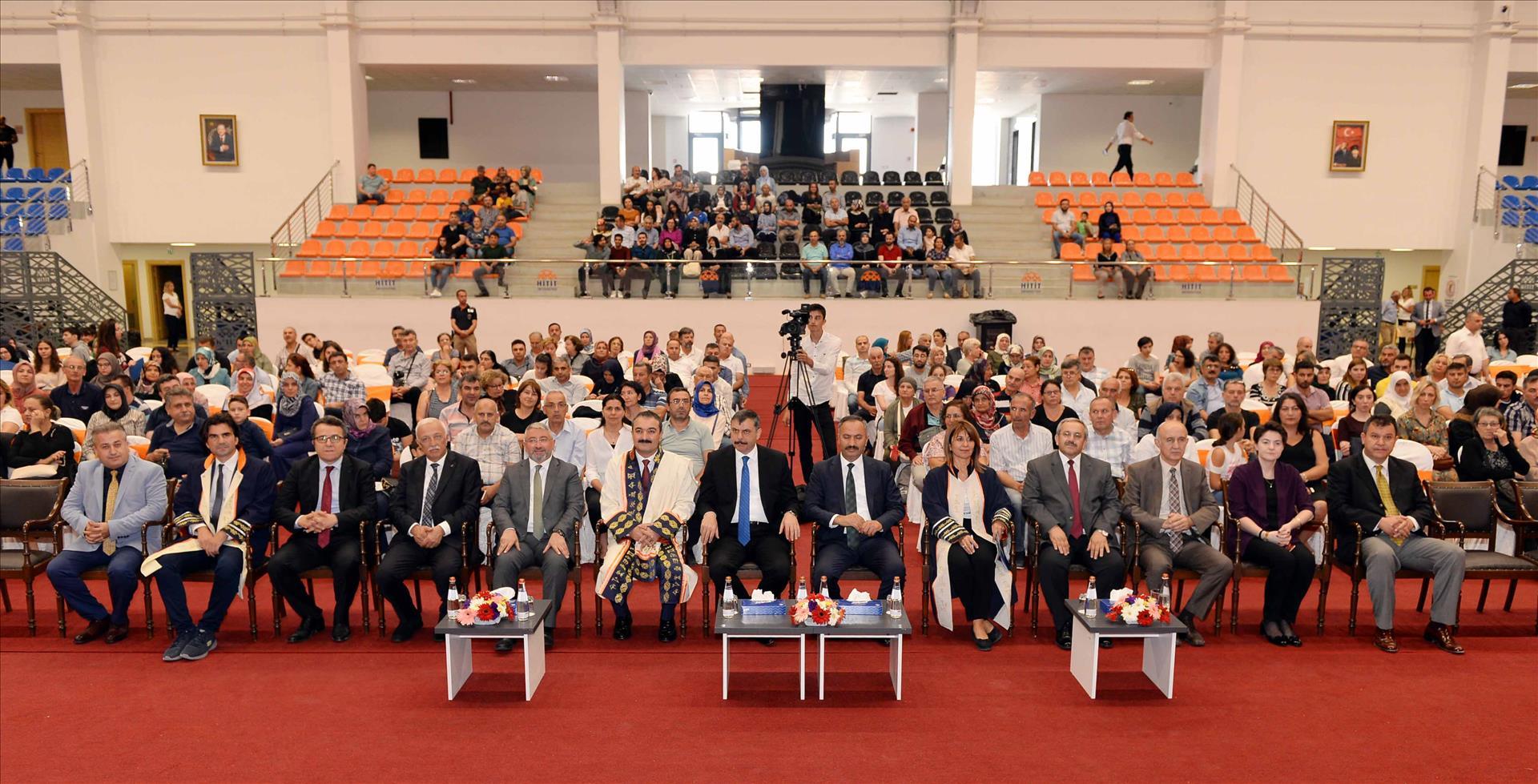 White Coat Ceremony of New Medical Students