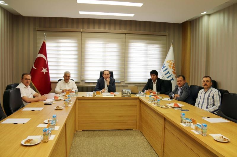 Çorum TGB-Teknokent AŞ Yönetim Kurulu Olağan Toplantısı Yapıldı