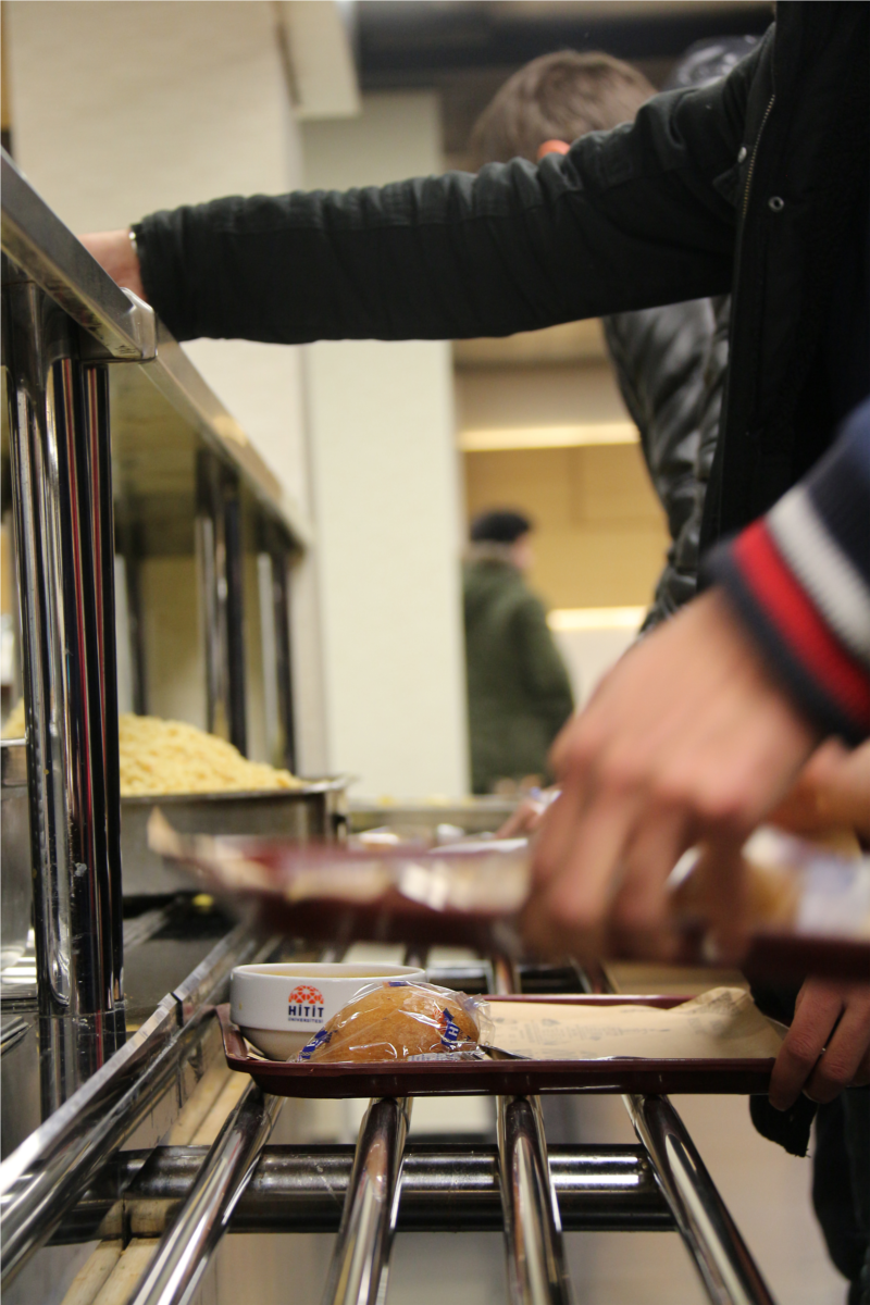 Üniversitemizin Yemek Hizmetlerine Talep Artıyor