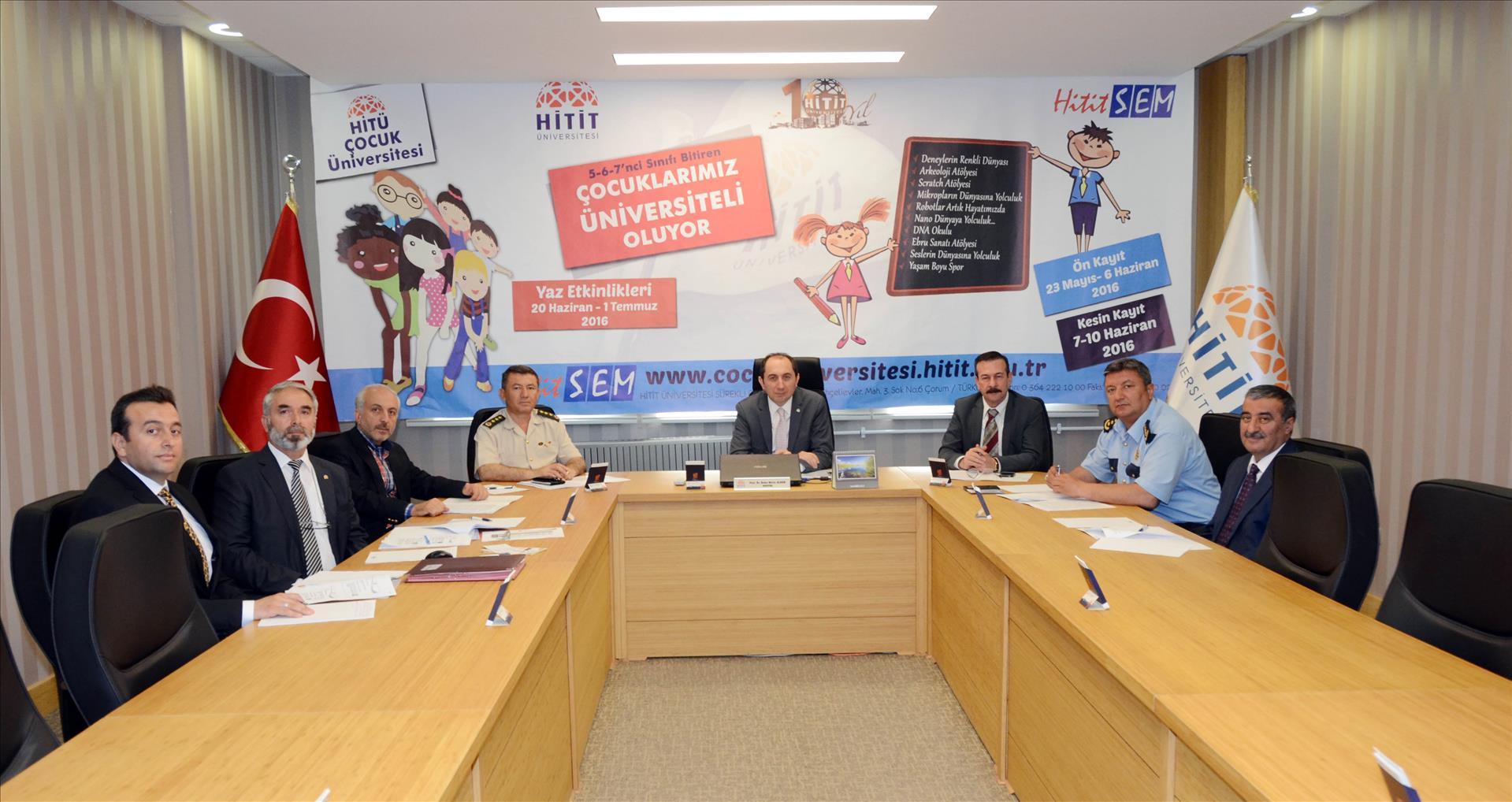 2016 - LYS İl Sınav Koordinasyon Kurulu Toplantısı Yapıldı