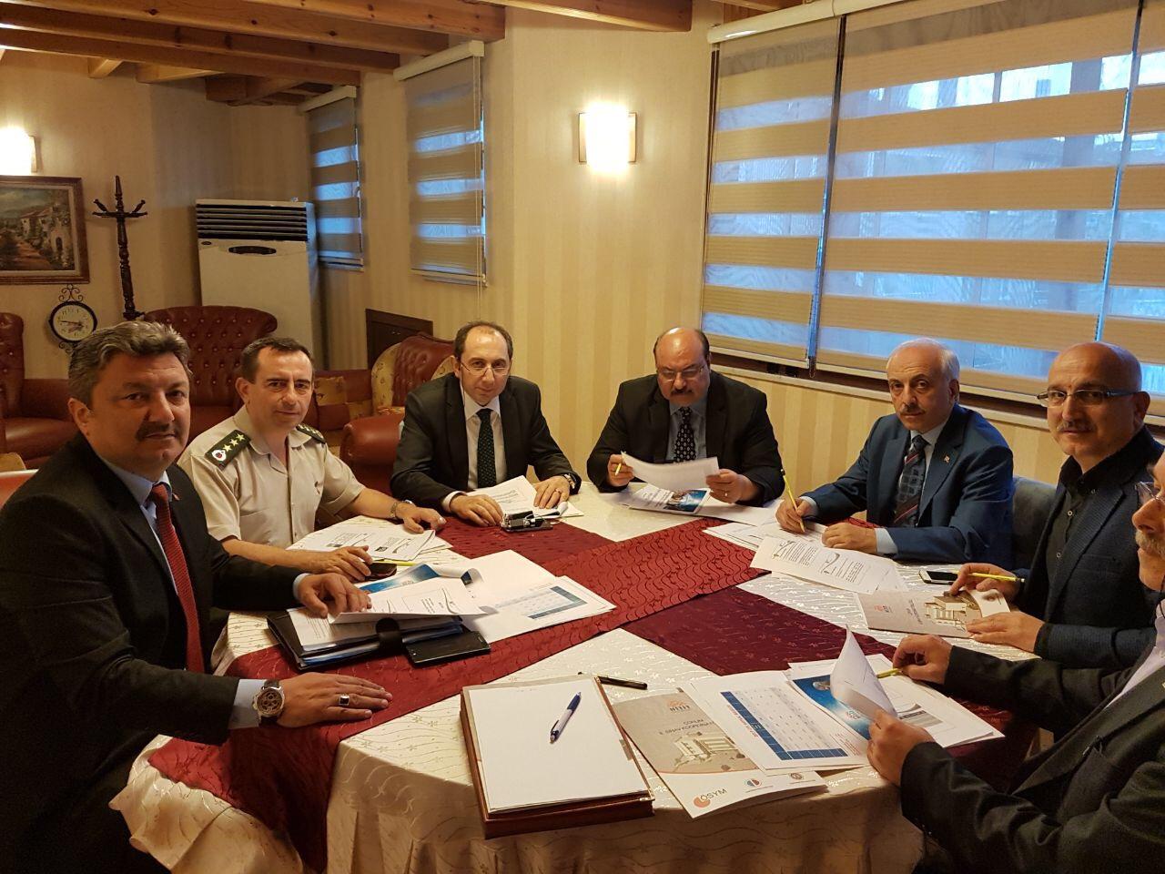 2017 - LYS İl Sınav Koordinasyon Kurulu Toplantısı Yapıldı