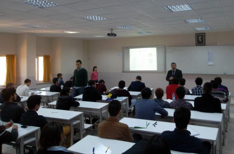 "The Activity ""Disability Awareness"" Held in Faculty of Engineering"