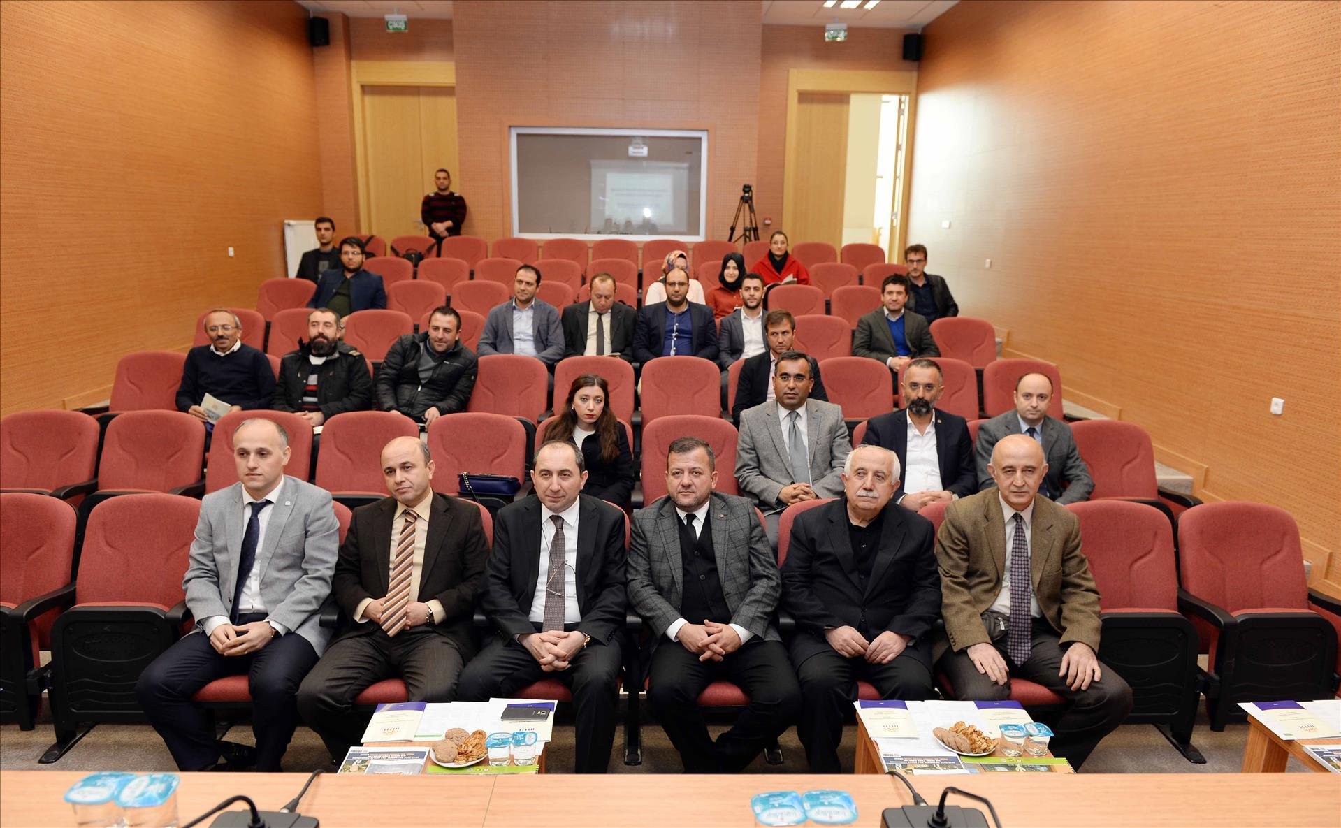 Kamu-Üniversite-Sanayi İş Birliği Değerlendirme Toplantısının İlki Teknokent'te Yapıldı