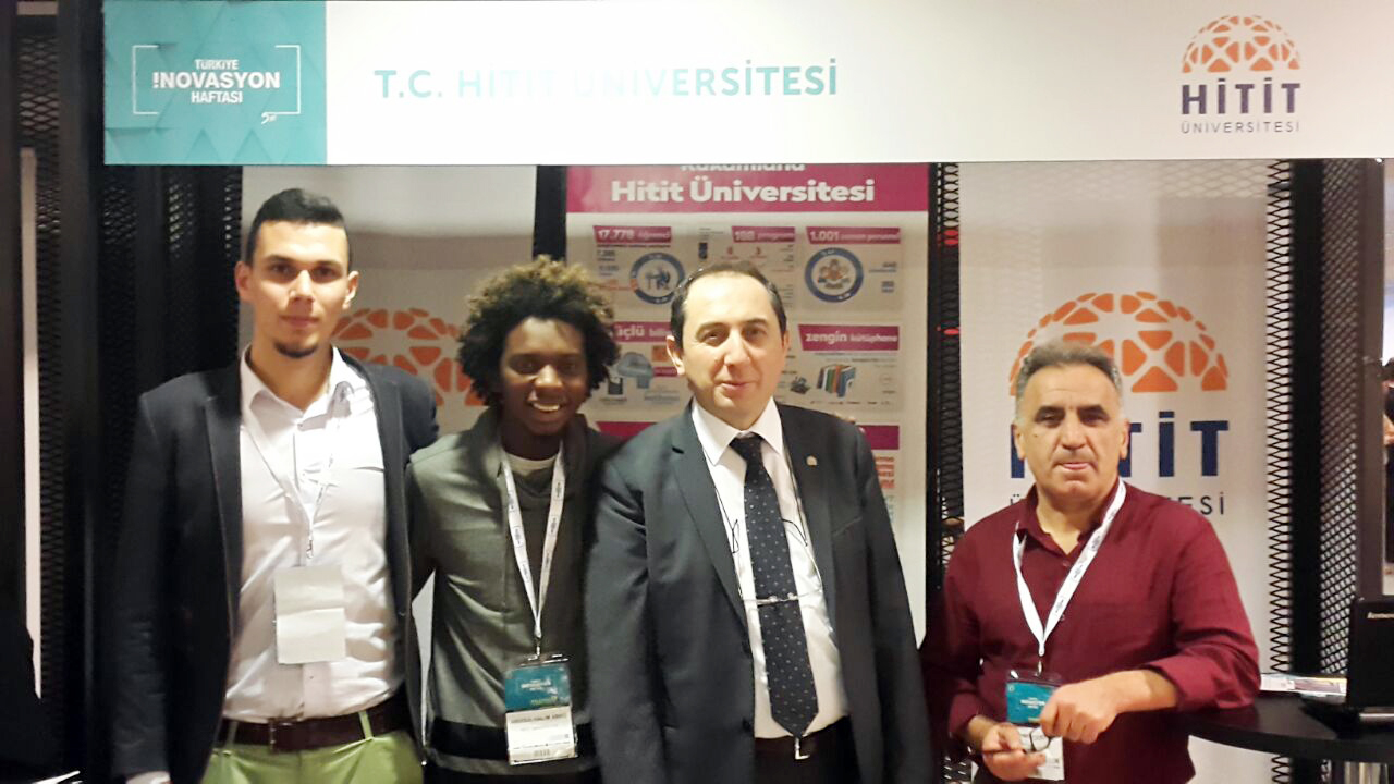 Our University in Turkish Innovation Week Events