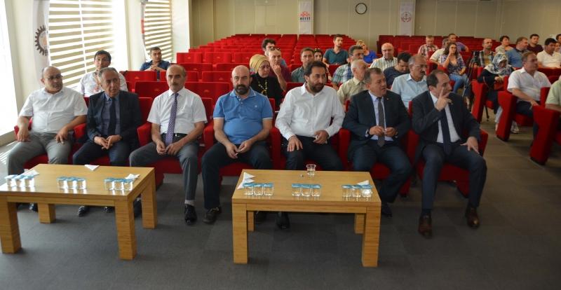 Üniversitemizde ERPE-METEG Projesinin Kapanış Toplantısı Düzenlendi
