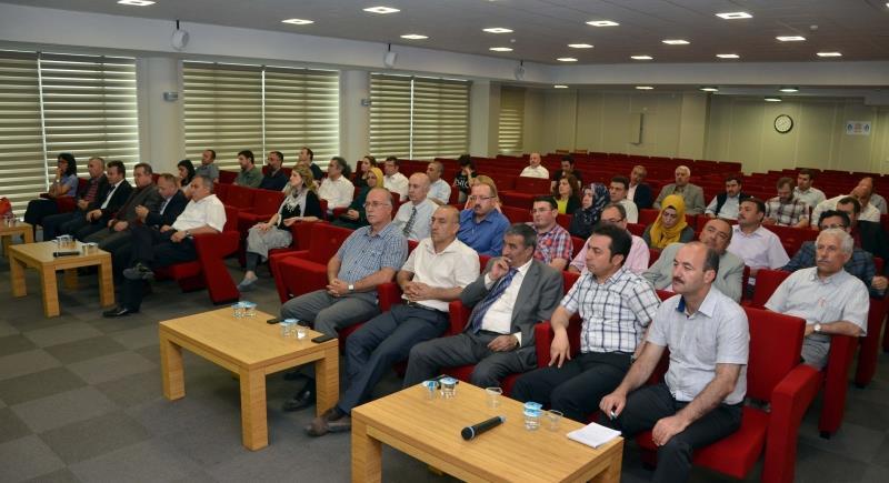 2015- LYS Bilgilendirme Toplantısı Yapıldı