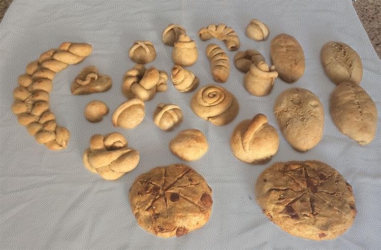 Üniversitemizde Rol Ekmek ve Pideden Sonra Hitit Ekmeği Üretildi
