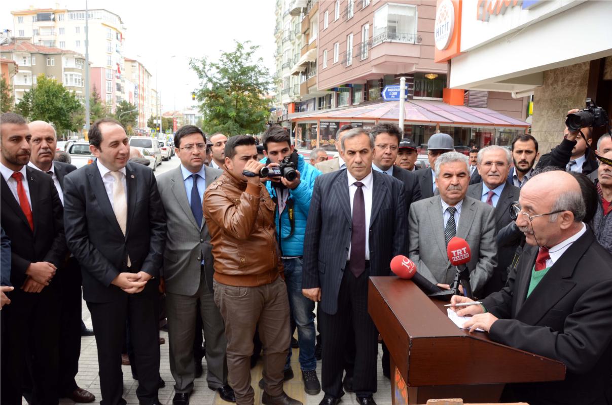 Hacı Bektaş Veli Araştırma ve Uygulama Merkezi'nde Aşure İkram Programı Düzenlendi