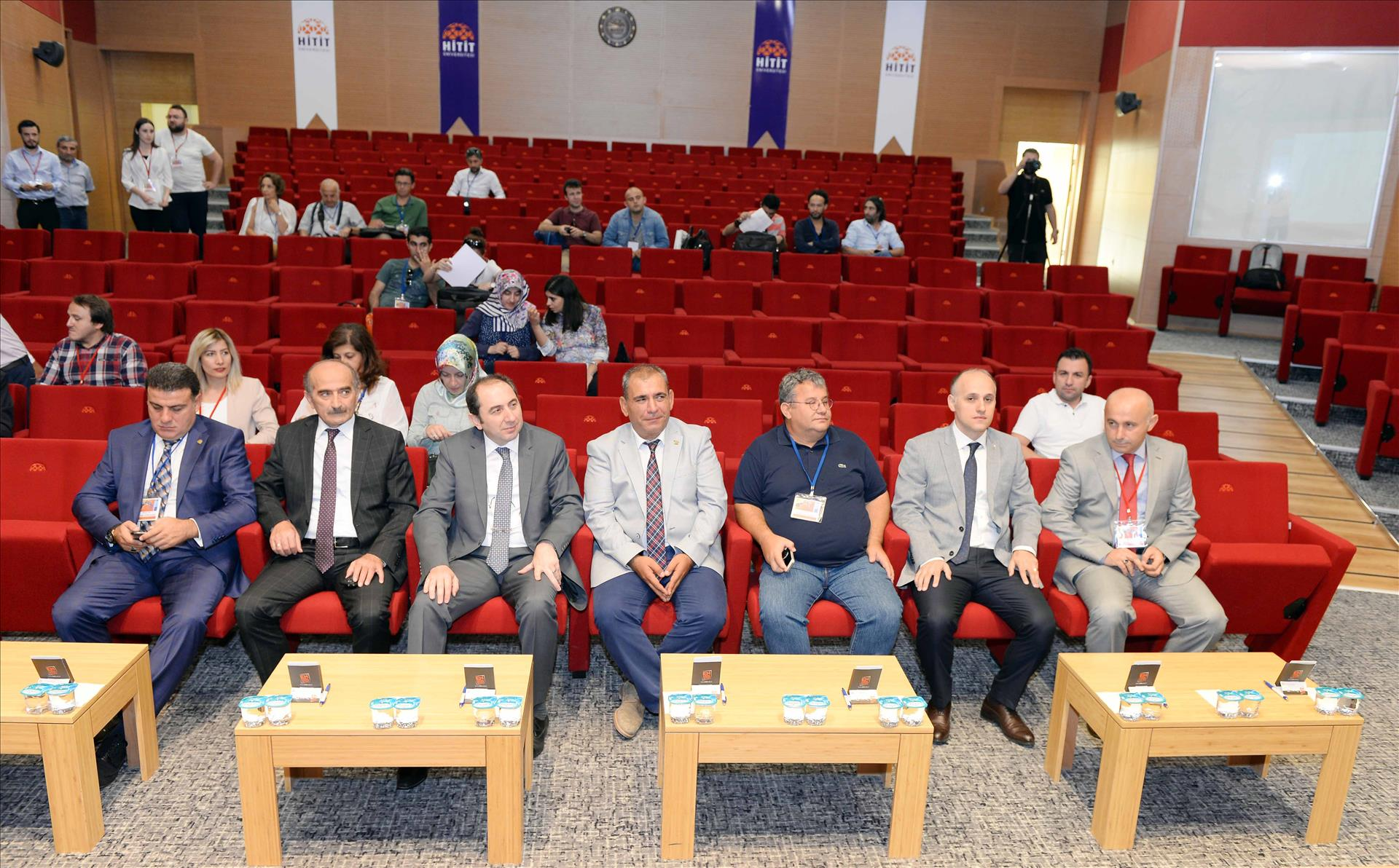 XVII. Kromatografi Kongresi Başladı