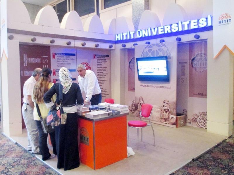 """İstanbul'da """"Üniversite Tercih Fuarı""""na Katıldık"""