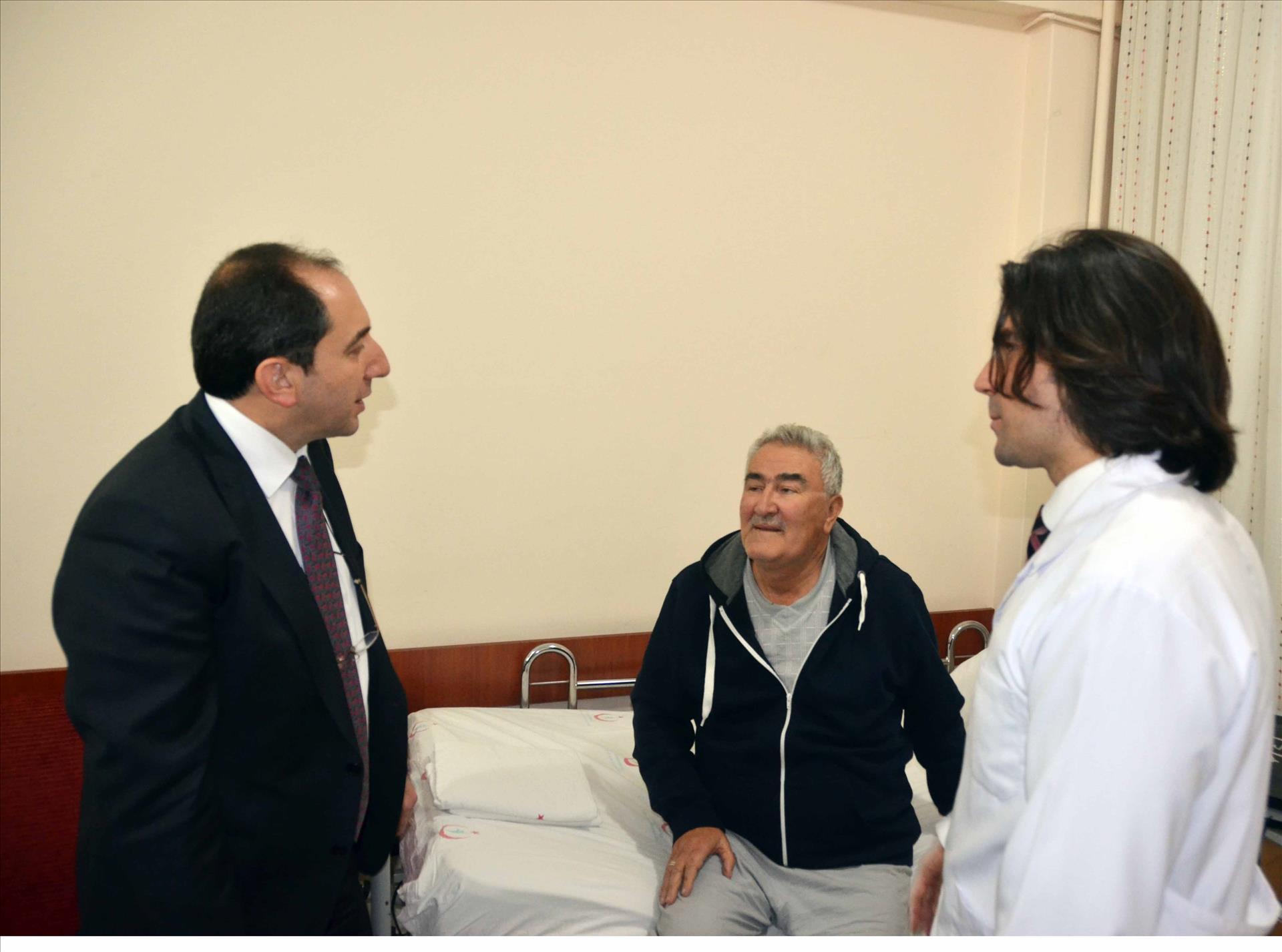 Tıp Fakültemizde Retina Ameliyatı (Vitreoretinal Cerrahi) Yapılmaya Başlandı