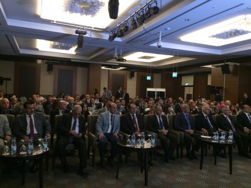 Rektörümüz Orta Karadeniz Bölgesi Sınırötesi İşbirliği İş Forumu'na Katıldı