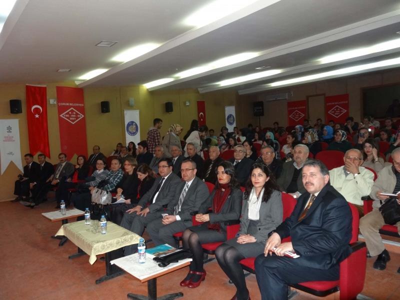 """""""Halk Hikâyesinden Mesnevi ve Romana"""" Başlıklı Panel Düzenlendi"""