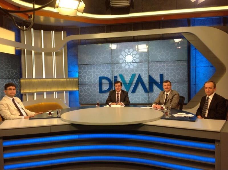 Öğretim Üyemiz Diyanet TV'ye Konuk Oldu