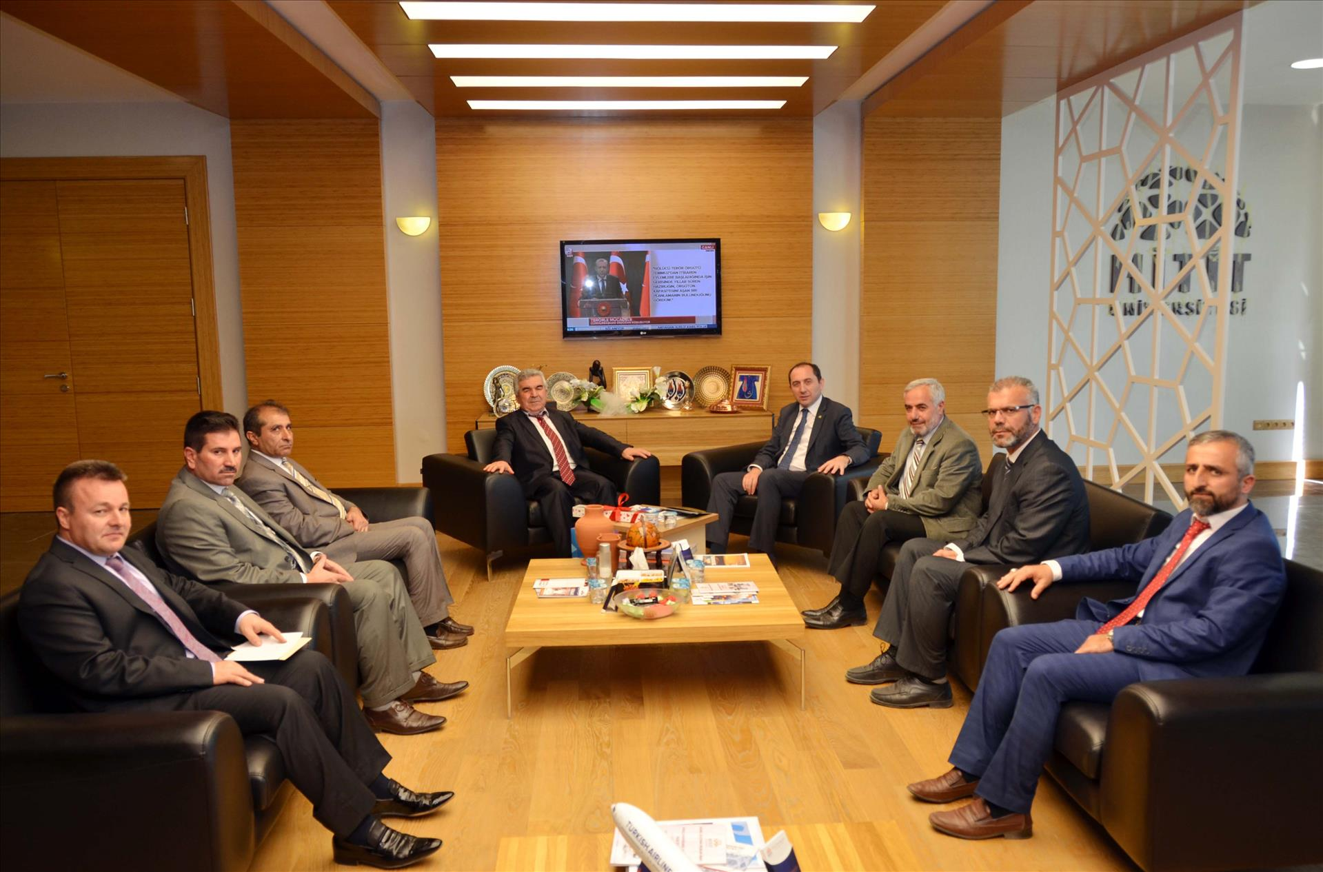 Çorum Provincial Office of Mufti Visited Our Rector