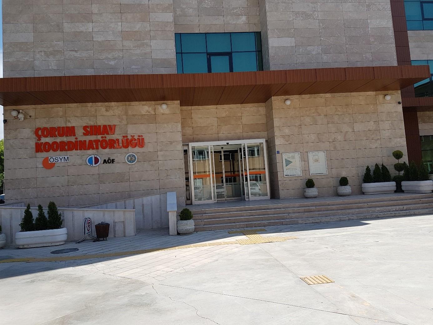 Anadolu Üniversitesi AÖF Güz Dönemi Ara Sınavları Yapıldı