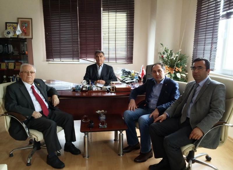 Rektörümüz Sungurlu'lu İşadamları ile İstanbul'da Bir Araya Geldi