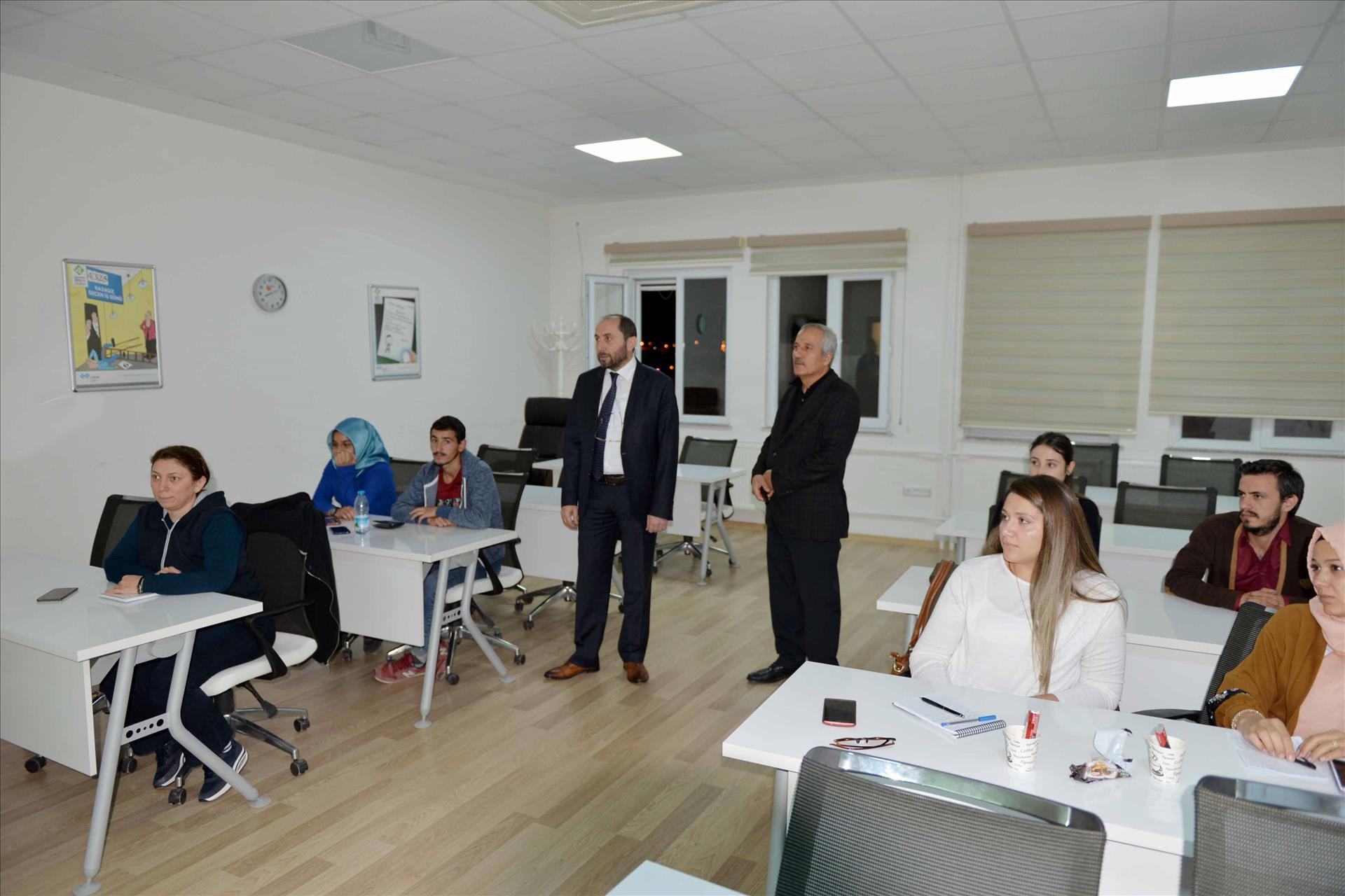 Bölgede Tek Olan İSG Eğitim Kursumuzdan Türkiye Ortalamasının Üzerinde Bir Başarı