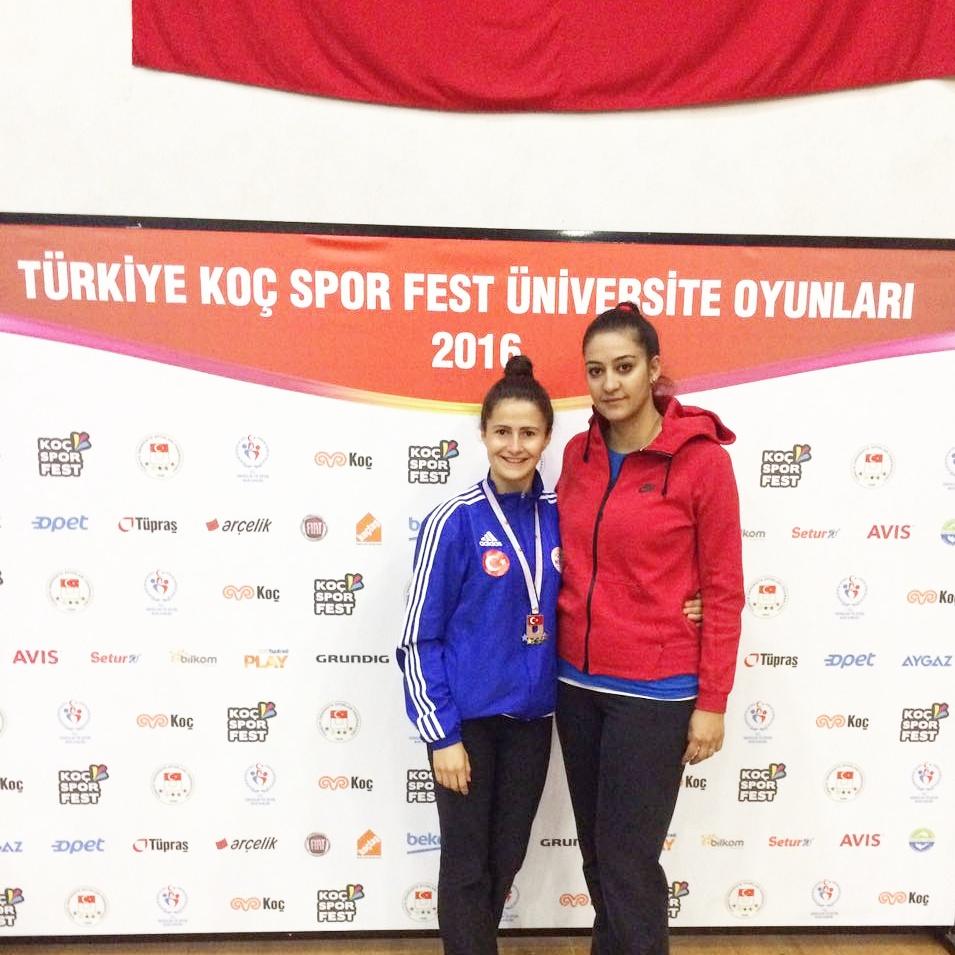 Öğrencimiz Üniversitelerarası Türkiye Judo Şampiyonası'nda Türkiye 2.'si Oldu