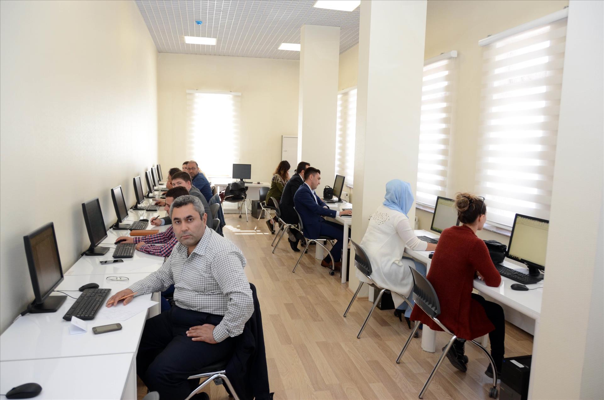 HİTİTSEM'den İdari Personelimize Bilgisayar Eğitimi