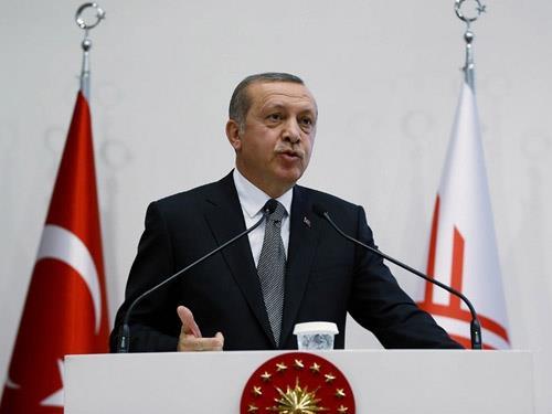 Cumhurbaşkanımız Recep Tayyip Erdoğan, YÖK'ü Ziyaret Ederek Rektörlerle Bir Araya Geldi