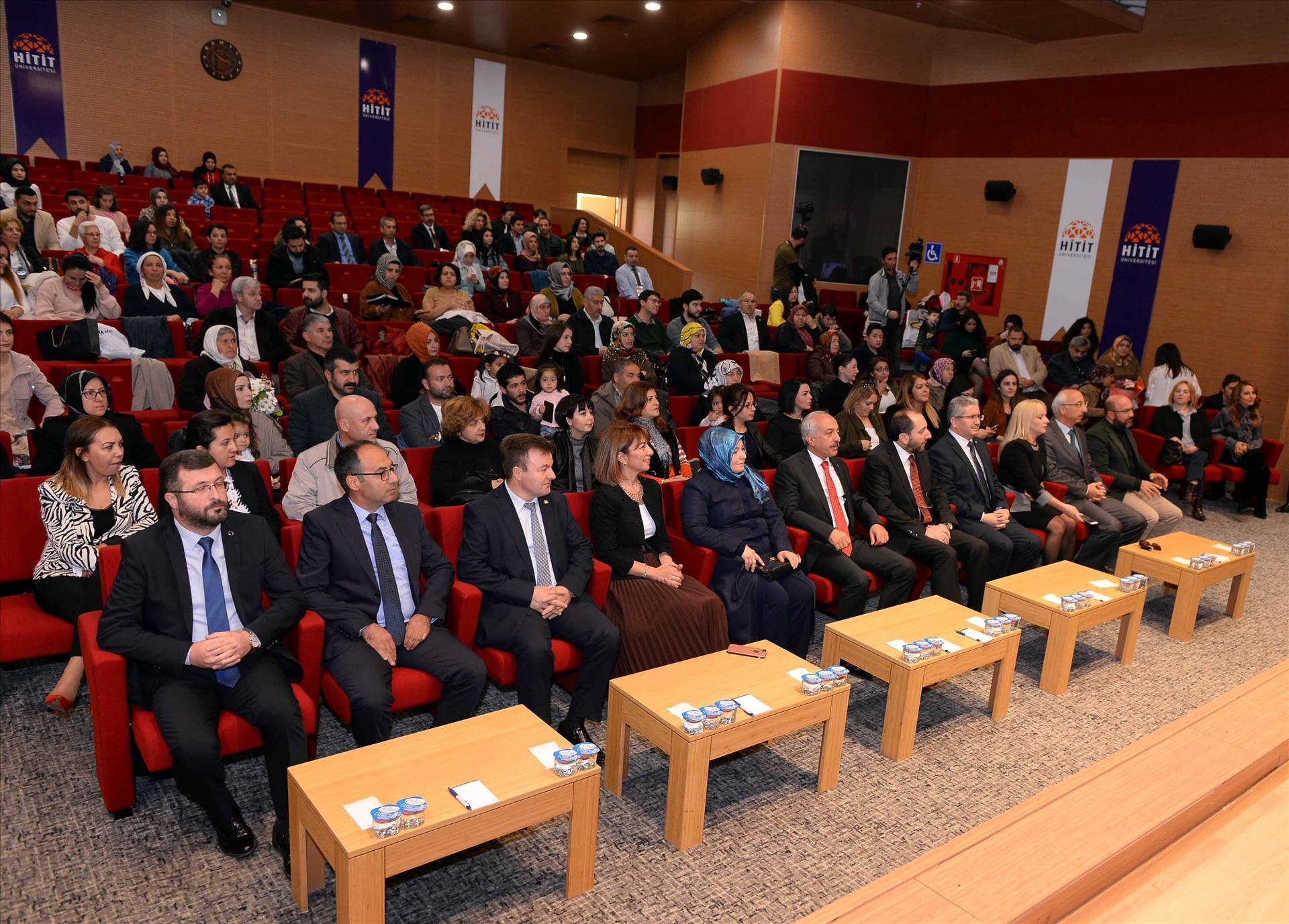 HİTÜ Anne Üniversitesi Mezuniyet Töreni Gerçekleştirildi
