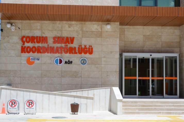 Atatürk Üniversitesi AÖF Güz Dönemi Ara Sınavları Yapıldı