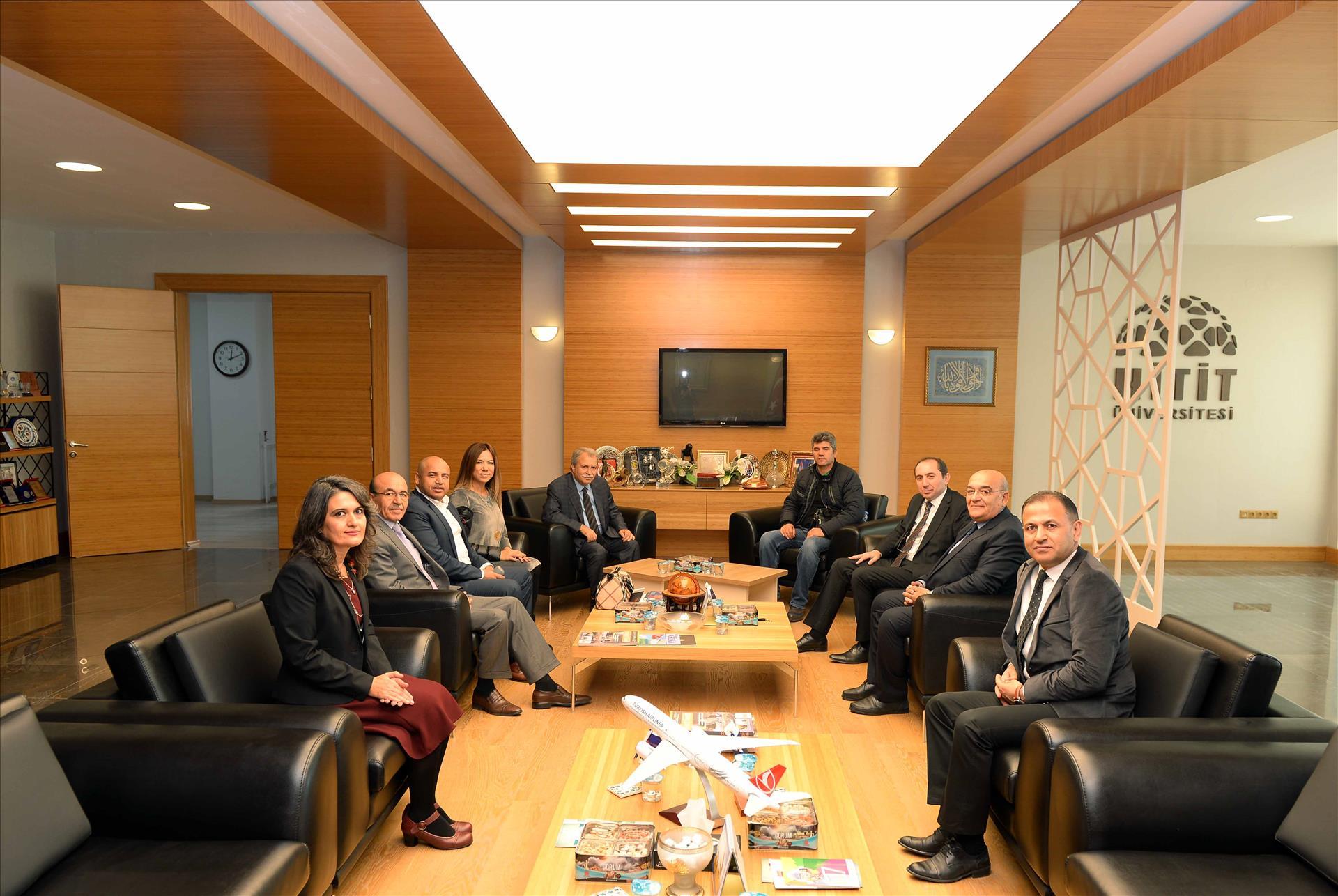 """Panel titled """"Şekip Şahadoğru Who is Çorum's Value on His 85th Birth Anniversary"""" Held"""