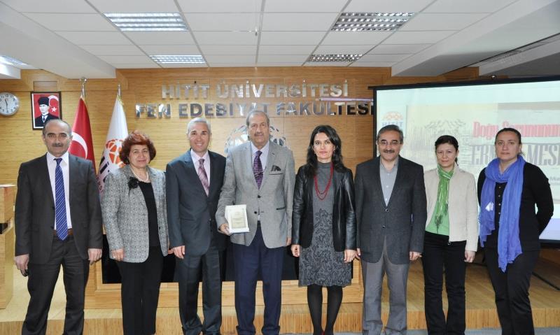 """""""Doğu Sorununun Mirası Ermeni Meselesi"""" Konulu Konferans Düzenlendi"""