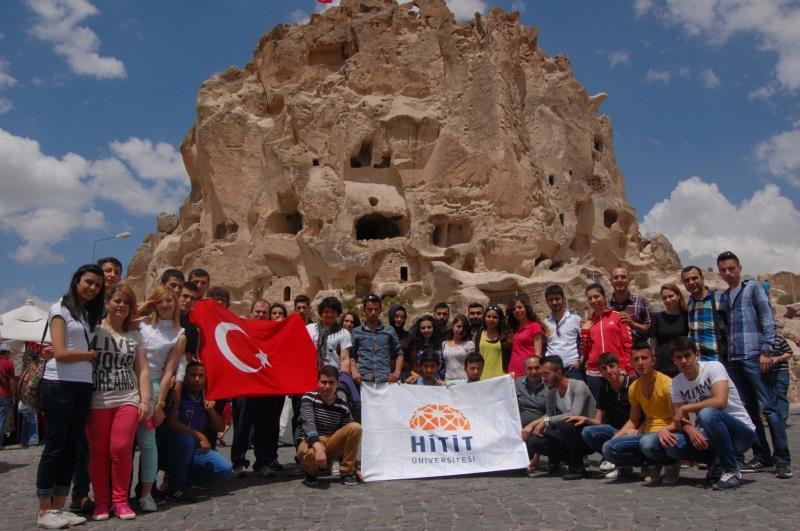 Üniversitemiz MYO Kapadokya'ya Teknik Gezi Düzenledi
