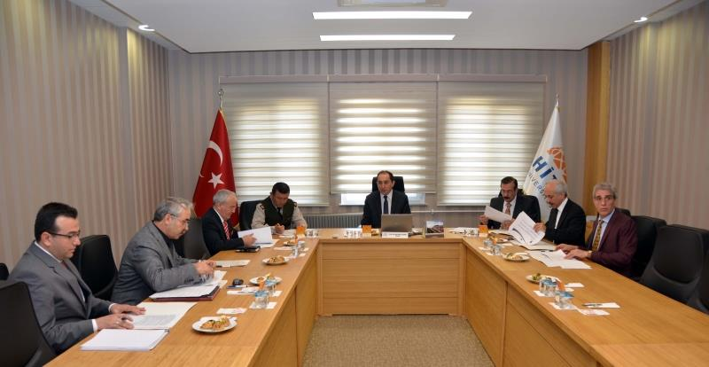 2015- YGS İl Sınav Koordinasyon Kurulu Toplantısı Yapıldı