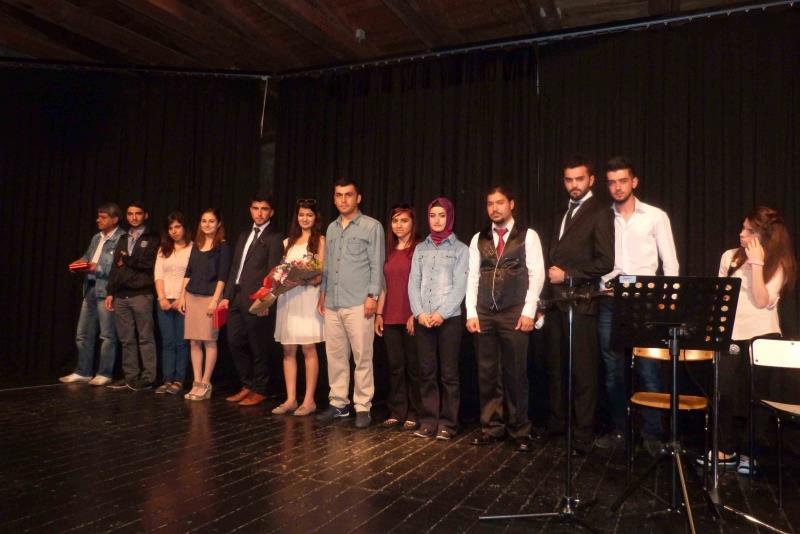 Üniversitemiz Hitit Güneşi Gösteri Topluluğu Akdeniz Gençlik Şenliğine Katıldı