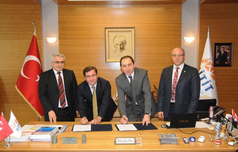 Üniversitemiz İle Kastamonu Üniversitesi Arasında Protokol İmzalandı