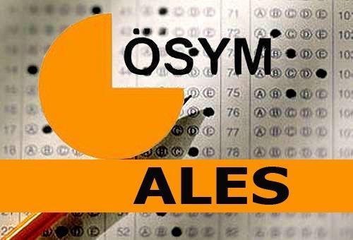 2013-ALES Sonbahar  Dönemi Sınavı Yapıldı