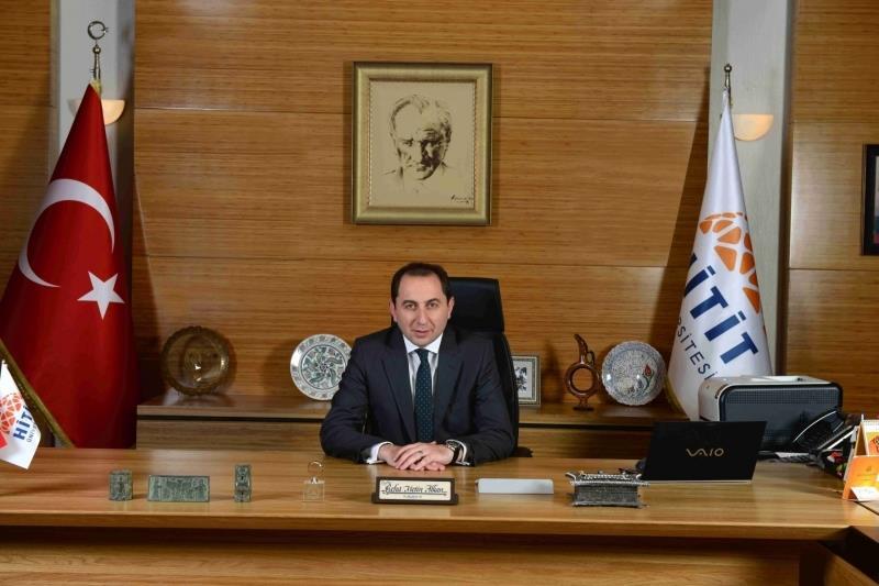 """Rektörümüz Türkmeneli TV'de Yayınlanan """"Coğrafyamıza Akademik Bakış"""" Programının Konuğu Olacaktır"""