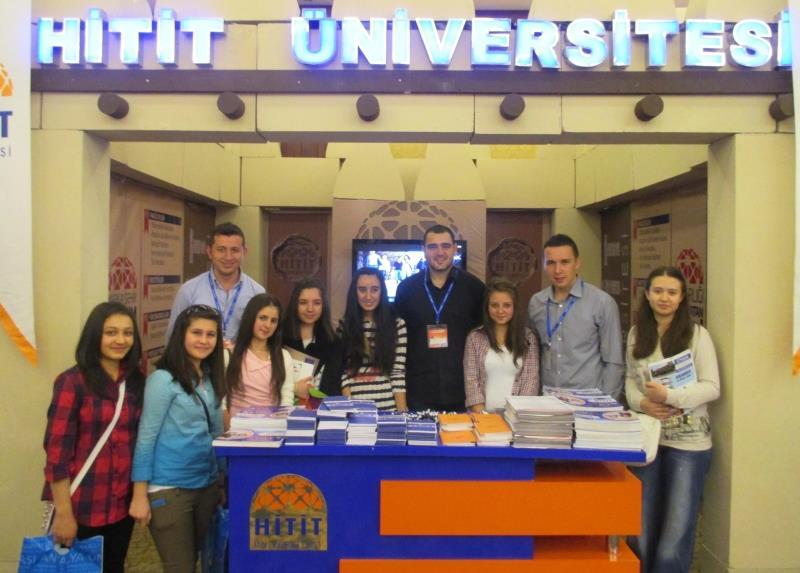 Üniversitemiz Denizli'de Öğrencilerle Bir Araya Geldi